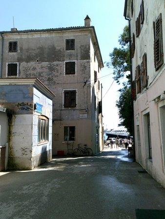 Hotel Laguna Mediteran: Porec Old Town
