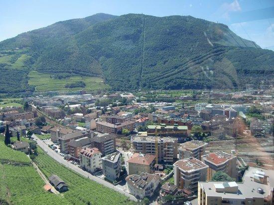 Funivia del Renon: Panorama dalla funivia