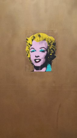 The Museum of Modern Art (MoMA): Obra de Warhol