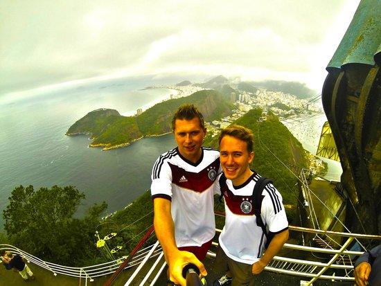 Madson Araujo, Rio De Janeiro Tour: Sugar Loaf