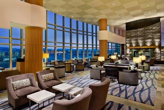 Fairmont Vancouver Airport : Jetside Lounge