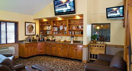 AmericInn Lodge & Suites Eagle : Americinn Eagle