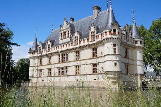 Château d'Azay-le-Rideau : Azay-le-Rideau