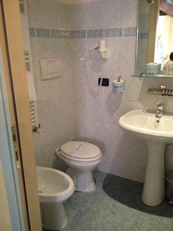 Locanda Ca' Zose: Baño