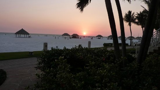 JW Marriott Marco Island Beach Resort: Marco Sunset