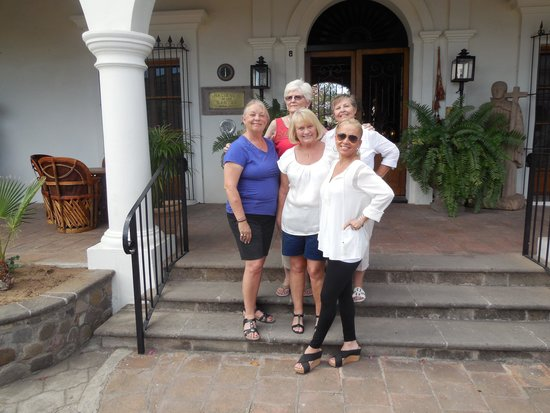 Hacienda De Los Santos: Saying goodbye to Jamie Swickard, General Manager