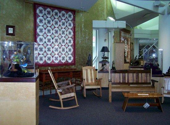 Tamarack: Tamarck Interior