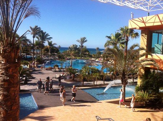Barceló Fuerteventura Thalasso Spa: Beautiful pools