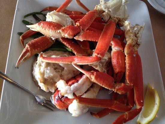 Hooper's Crab House: Crab