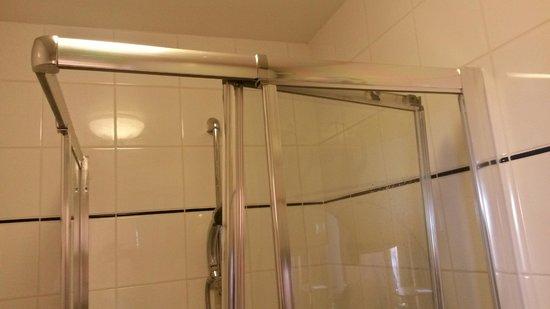 Box douche à l'Aparthotel Blankenberge