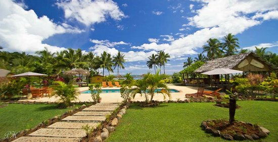 Waidroka Bay Resort: Waidroka Gardens