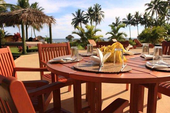 Waidroka Bay Resort : Waidroka Pool Area
