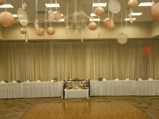 Big Horn Resort: Convention Center Wedding