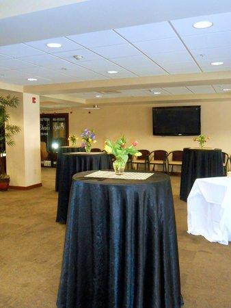 Big Horn Resort : Breakfast Room set up for reception