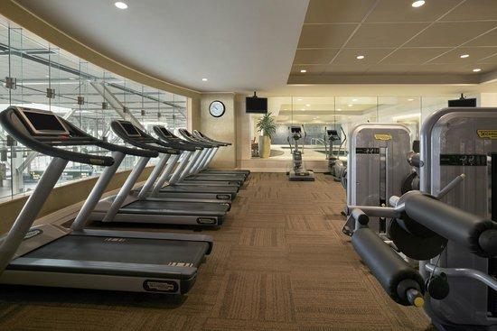 Fairmont Vancouver Airport : Health Club & Fitness Centre