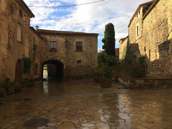 Las Moradas del Unicornio: B&B entrance from the outside