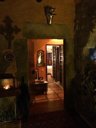 Las Moradas del Unicornio: Entry room