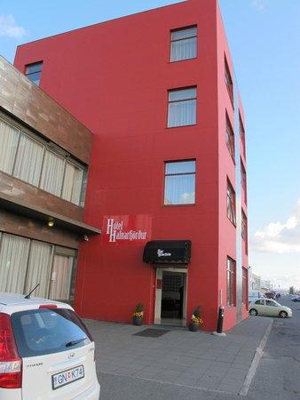 Hotel Hafnarfjordur: Exterior