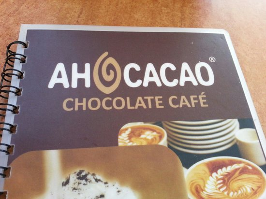 Ah Cacao Chocolate Café: Buenisímo