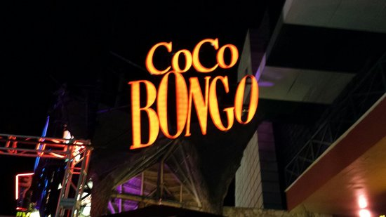 Coco Bongo Cancún: Coco Bongo