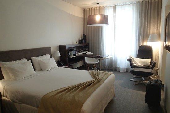 Inspira Santa Marta Hotel: bonne literie