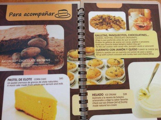 Ah Cacao Chocolate Café: Precios equivalentes a la calidad y atención del producto recibido.
