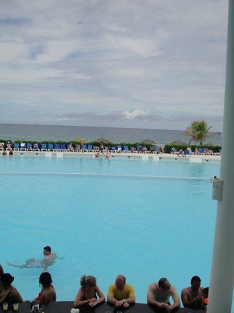 Grand Palladium Jamaica Resort & Spa: view from the restaurant