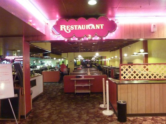 Travelodge Hawthorne : El Capitan Resort Casino Restaurant