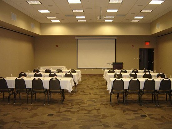 Big Horn Resort: Convention Center for Business Meeting