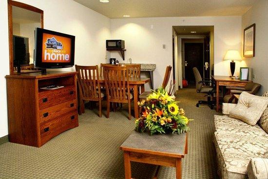 Big Horn Resort : Family Suite
