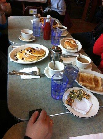Court Square Diner : Breakfast