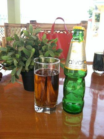 Honey's Drive Restaurant and Bar : Malt drink