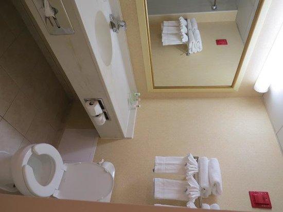 Country Inn & Suites By Carlson, Newark Airport: Bathroom #1