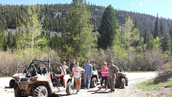 Backbone Adventures: Our group!