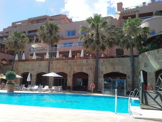Gran Hotel Elba Estepona & Thalasso Spa: piscinita