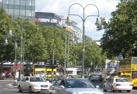 Europa-Center: Europa Centre