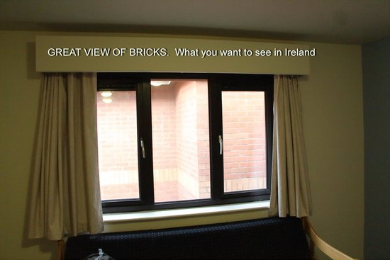 Travelodge Waterford: Great view of a Wall