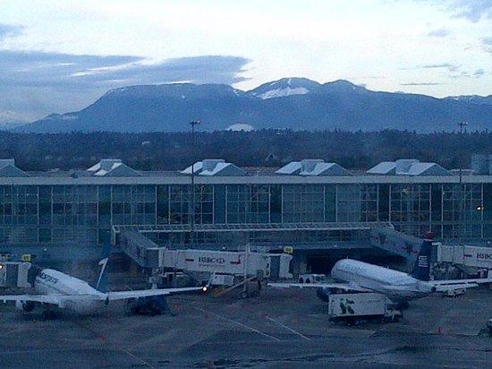 Fairmont Vancouver Airport : view