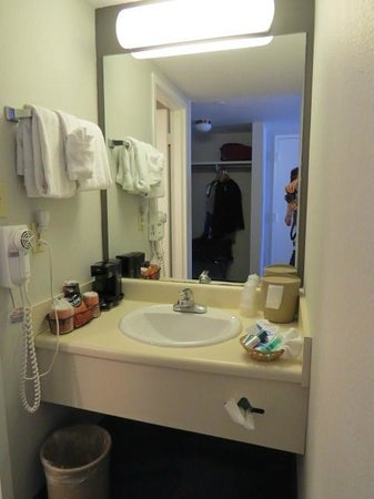 GuestHouse Inn & Suites Nashville/Music Valley : Vanity