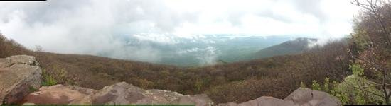 Overlook Mountain: amazing view