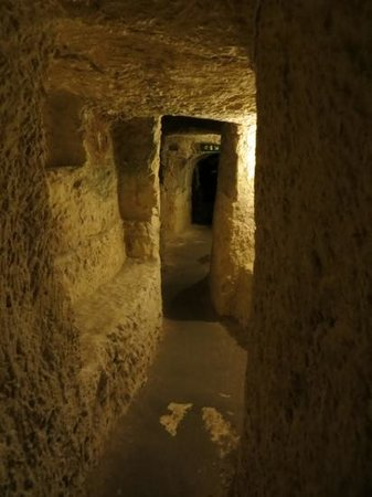 Wignacourt Museum: WWII catacombs
