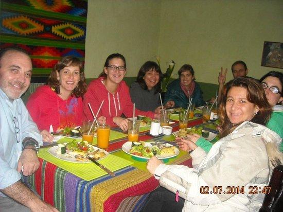 Green House Araque Inn : Comedor