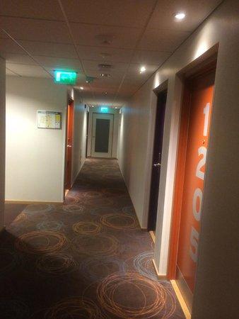 Hotel Finn: Korridor