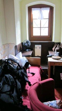Hotel Kranenturm: Plenty of space to spread out!