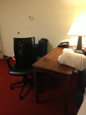 Residence Inn Abilene: Desktop area