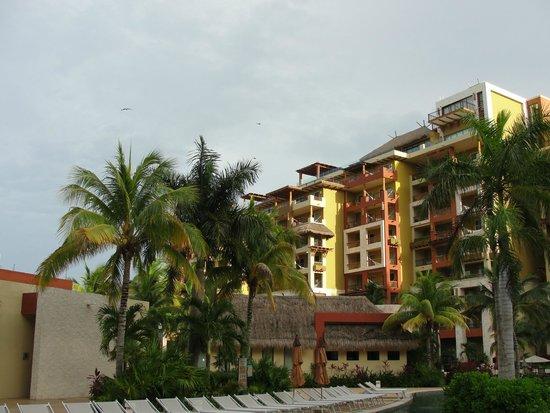 Villa del Palmar Cancun Beach Resort & Spa : Hotel View