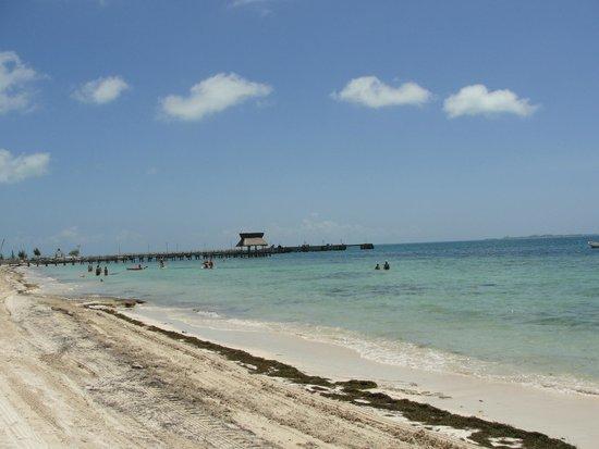 Villa del Palmar Cancun Beach Resort & Spa : Pier