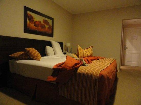 Xelena Hotel & Suites: suite junior