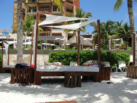 Villa del Palmar Cancun Beach Resort & Spa : Very comfortable!