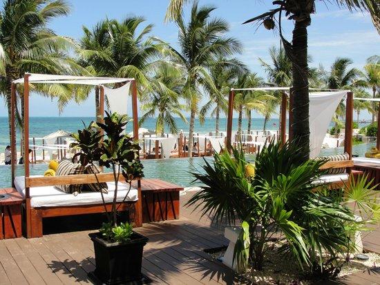 Villa del Palmar Cancun Beach Resort & Spa : Infinity Pool